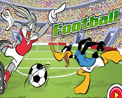 Looney Tunes Active Football