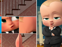 Boss Baby Slide to Success