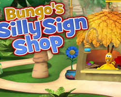 Bungo Silly Sign Shop
