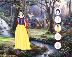 Disney Snow White Dress Up