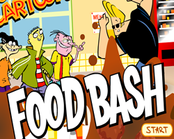 Johnny Bravo Food Bash