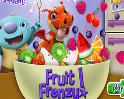 Wallykazam Fruit Frenzy