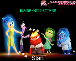 Inside Out Letters
