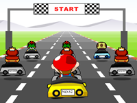 Mario Speed Racer