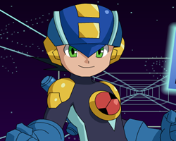 MegaMan Axess Air