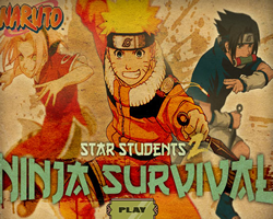 Naruto Star Students 2 Ninja Survival