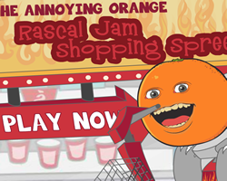 Rascal Jam Shopping Spree