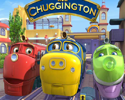 Repair the Chuggington Trains
