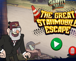 The Great Stanmobile Escape
