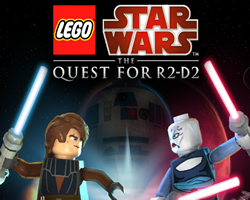 Lego Star Wars The Quest For R2D2