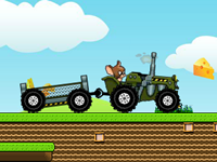 Tom Jerry Tractor