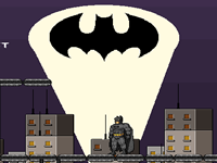 Batman Night Escape