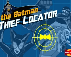 The Batman Thief Locator