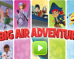 Disney Junior Big Air Adventure