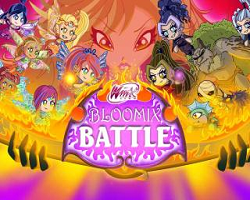 Winx Bloomix Battle