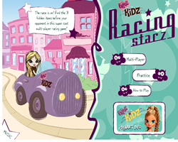 Bratz Kids Racing Starz
