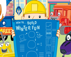 Bob the Builder Winter Fun