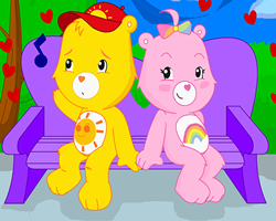 Care Bears Hidden Numbers