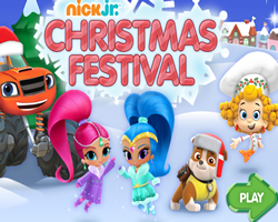 Nick Jr Christmas Festival