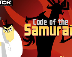 Samura Jack Code of the Samurai