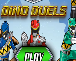 Dino Charge Dino Duels