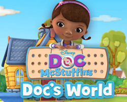 World of Doc Mcstuffins