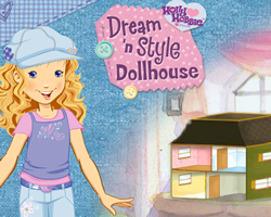 Holly Hobbie Dreamn N Style Dollhouse
