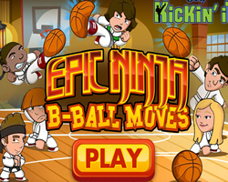 Kickin It Epic B Ball Moves