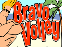 Johnny Bravo Beach Volley