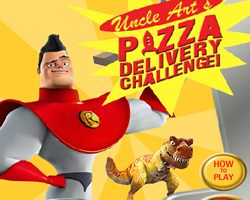 Pizza Delivery challenge