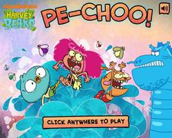 Harvey Beaks Pe Choo