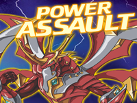 Bakugan Power Assault