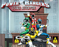 Power Rangers Double Adventure