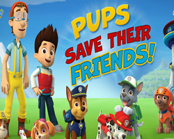 Pups Save Their Friends