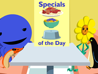 Oswalds Special Of The Day