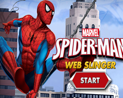 Spiderman Web Slinger