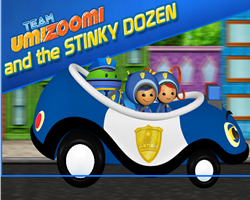 Umizoomi and the Stinky Dozen