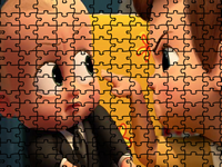 The Boss Baby Jigsaw