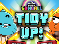 Gumball Tidy Up