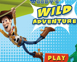 Woodys Wild Adventure