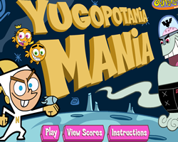 Fairly Odd Parents Yugopotamia Mania