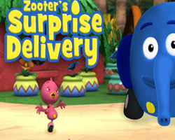 Zooter Special Delivery
